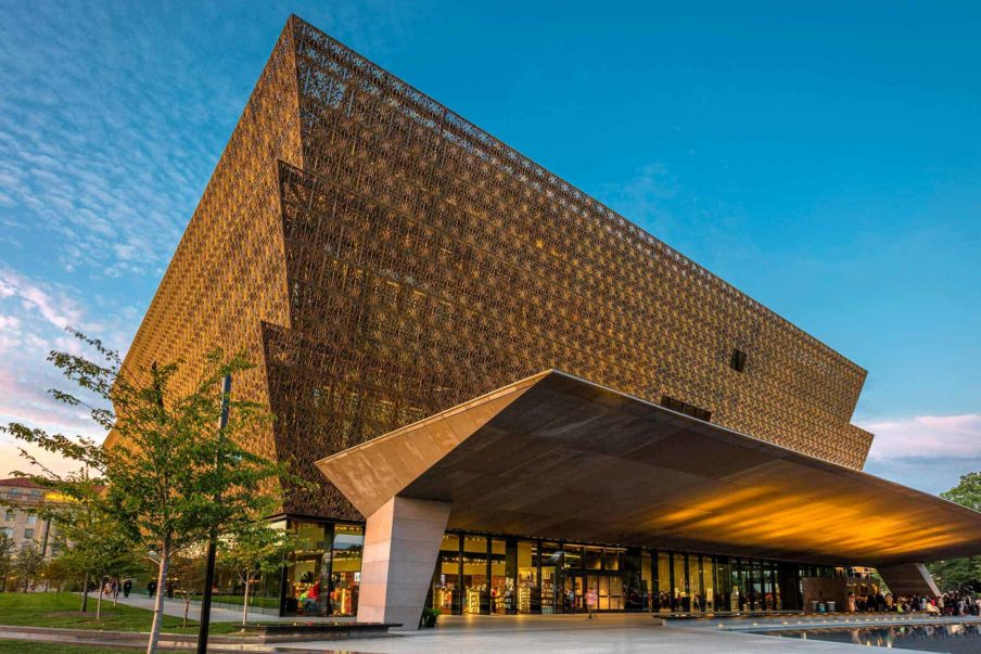 Link to National Museum of African American History and Culture
